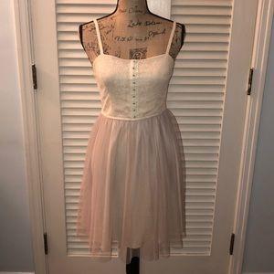 Xhilaration ballerina dress